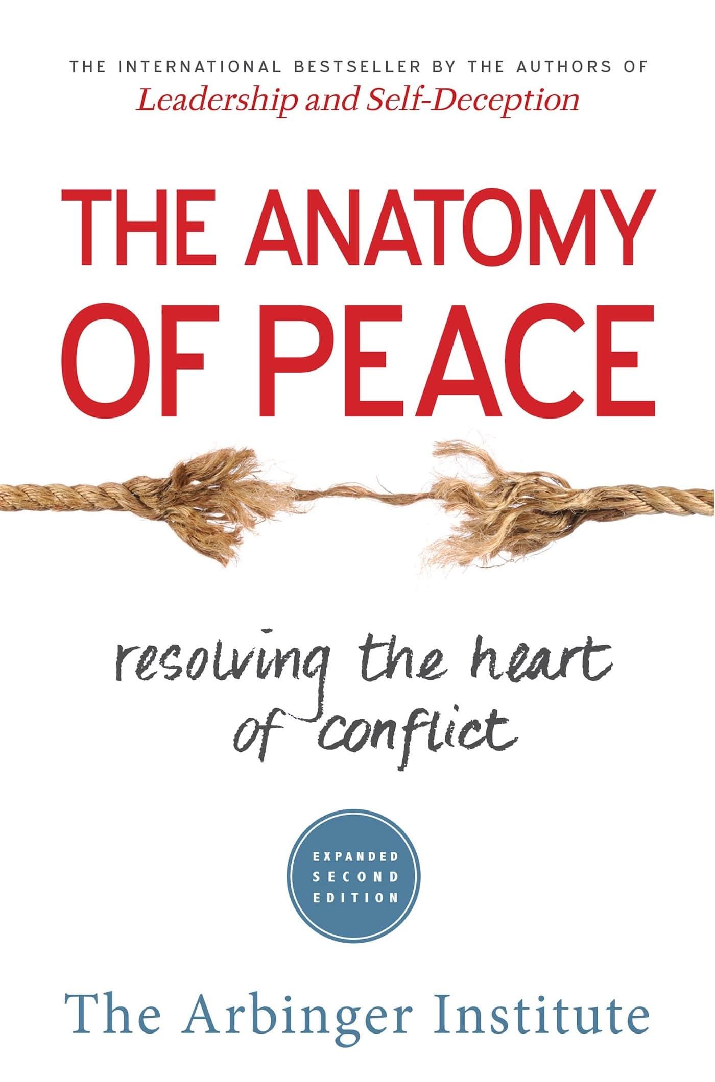 The Anatomy of Peace – Scholz & Associates, Inc.